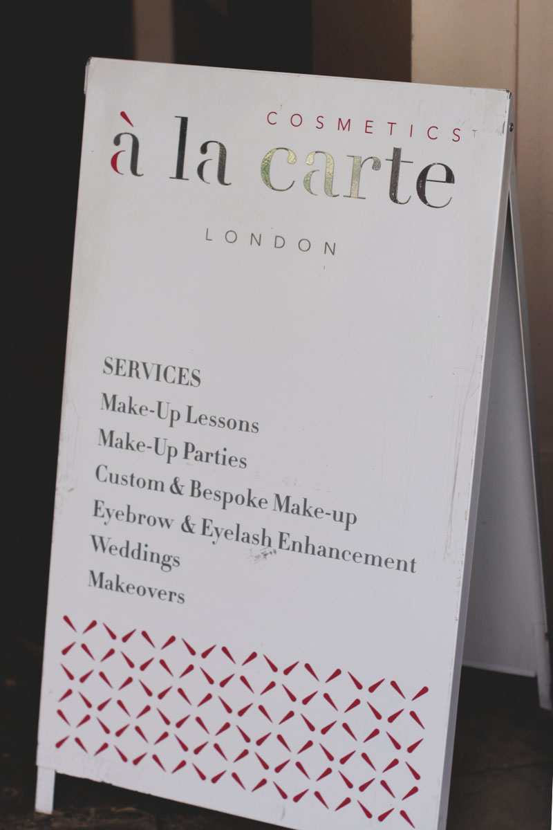 A La Carte Store Knightsbridge, Bumpkin Betty