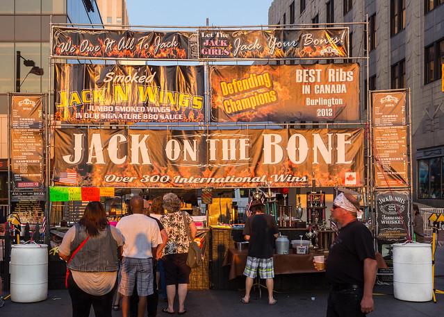 Jack on the Bone