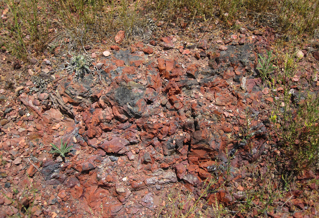 What Are Clinkers : Clinker outcrop wasatch formation lower eocene coal fir