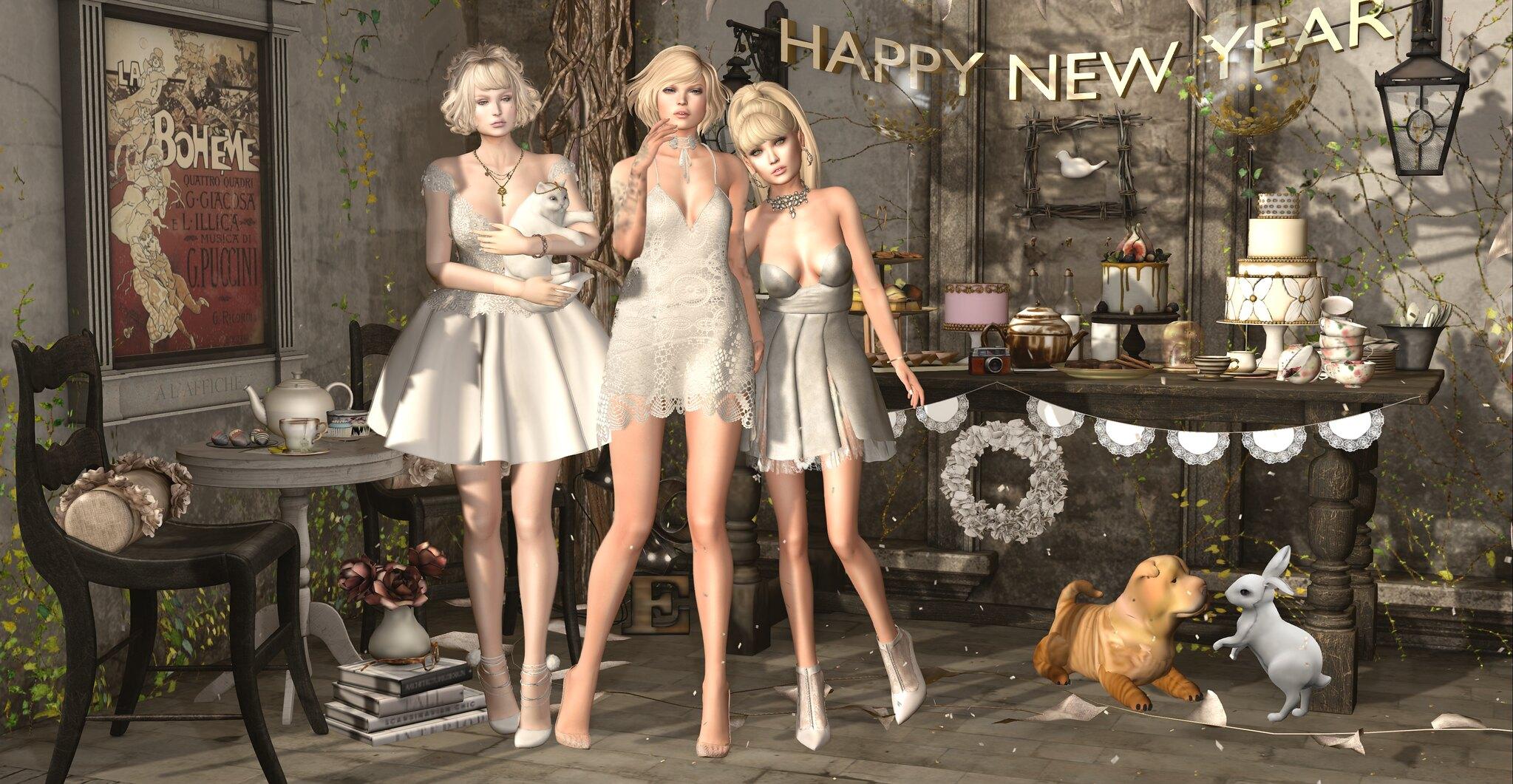 Happy New Year ♥ (Credits soon)