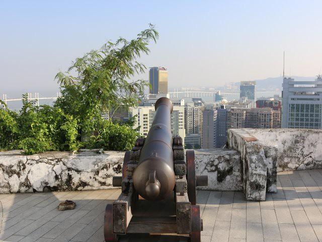 fortareaza guia 4 obiective turistice macao