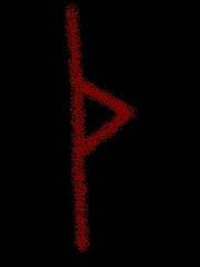 Runen 01 Freyrs Aett 03 Thurisaz
