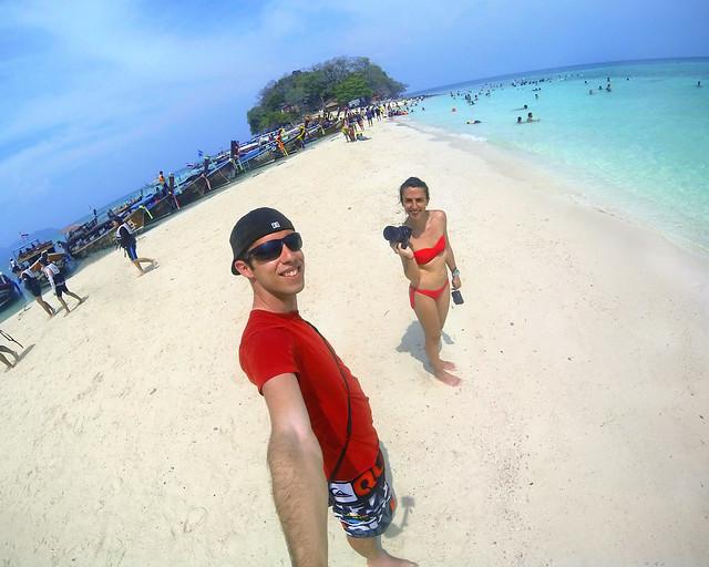 Tub Island, una de las playas más famosas de Tailandia