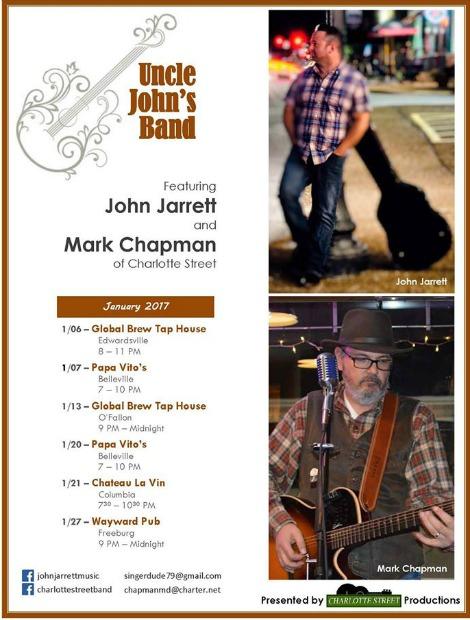 Uncle John's Band