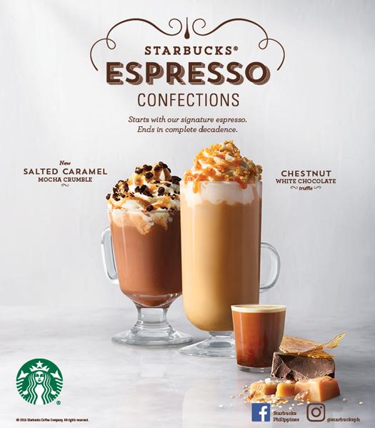 Starbucks Espresso 2017