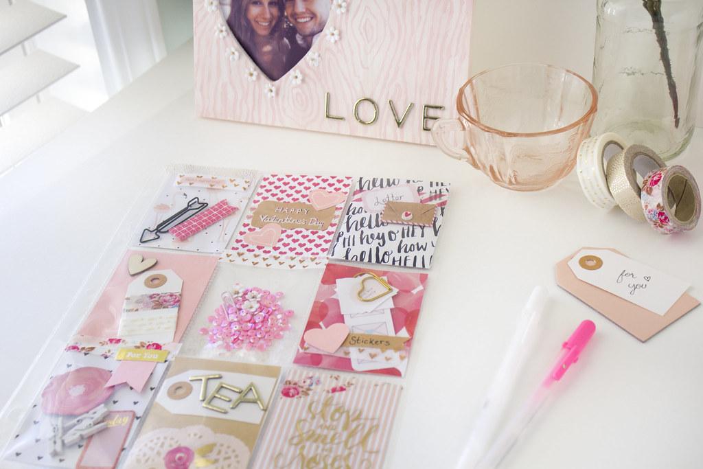 valentine's pocket letter