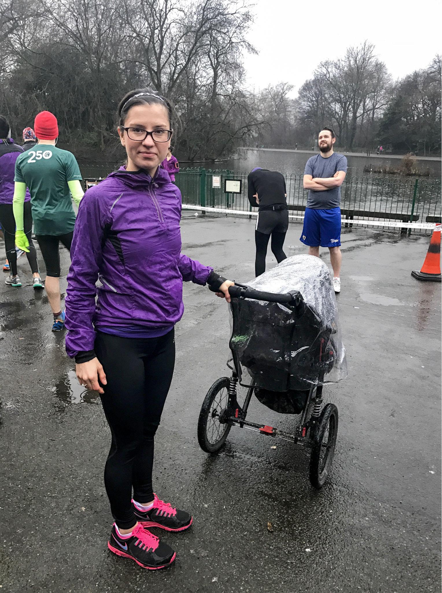 Our first half marathon: Why we chose a training plan