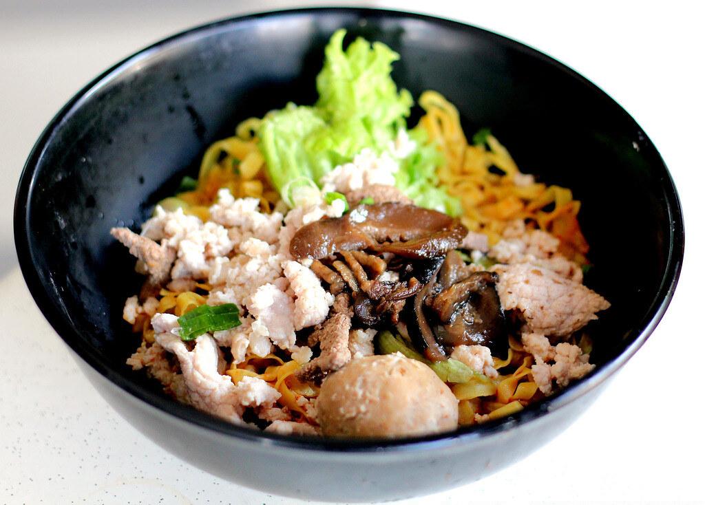 Bak Chor Mee: Meng's Kitchen
