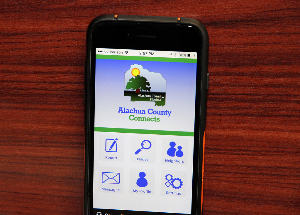 Alachua County Connects