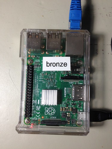 "Raspberry Pi 2: ""Bronze"" formerly ""Betty"""