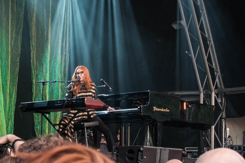 Primavera Sound 2015 - Tori Amos