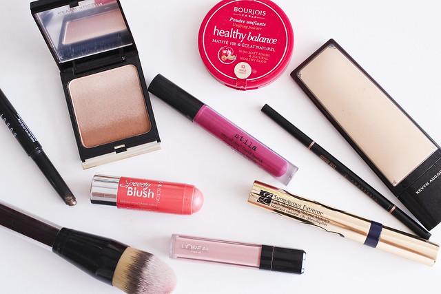 summer makeup series