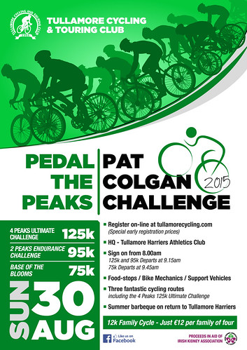 TCTC Pat Colgan 2015 Event Poster | by sscally