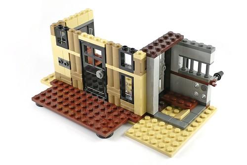 LEGO The Lone Ranger 79109 Colby City Showdown 04