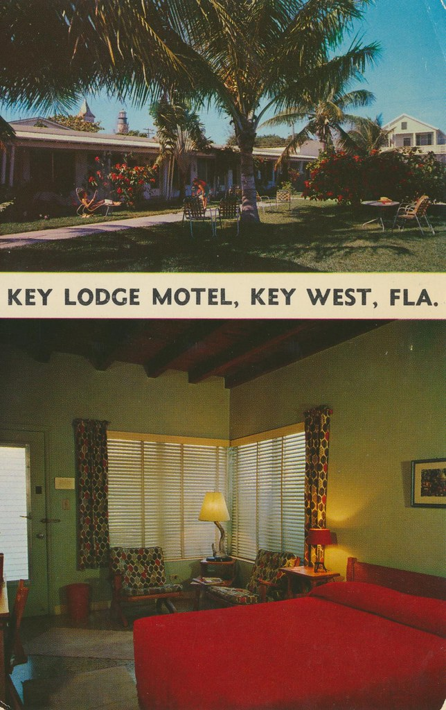 Key Lodge Motel - Key West, Florida
