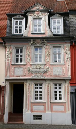 aschaffenburg strickergasse bechtold haus johann jakob k flickr. Black Bedroom Furniture Sets. Home Design Ideas