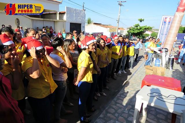 Inauguração H Hiper Povão