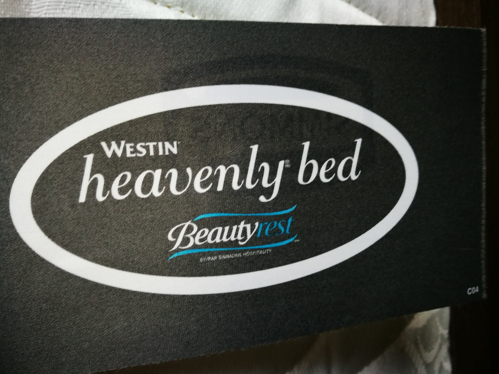 Heavenly bed mattress