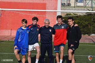 Entrenament de millora per a davanters (dia 4)
