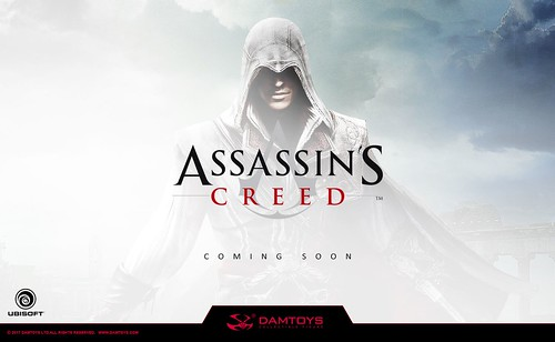 DAMtoys ASSASSINS CREED VIDEO GAMES