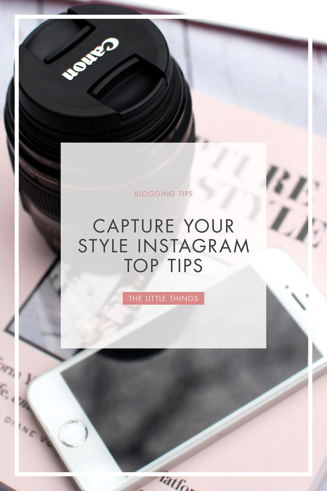 capture your style book instagram tips