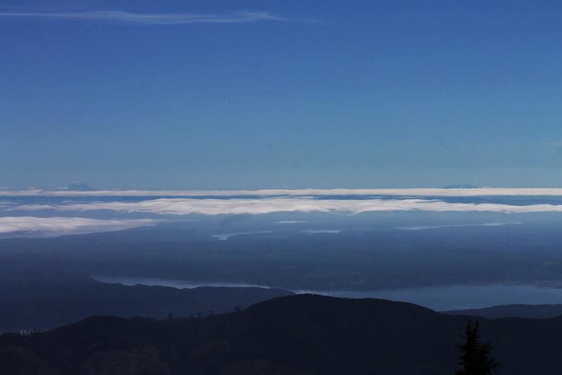 Skokomish Valley and Mount Ellinor
