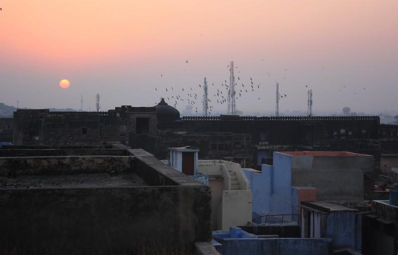 Бунди Раджастан Индия