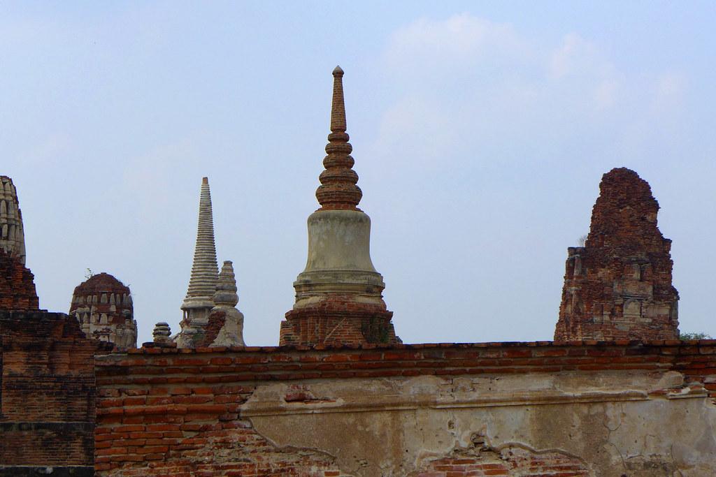 Thaïlande - Ayutthaya - 024 - Wat Maha That