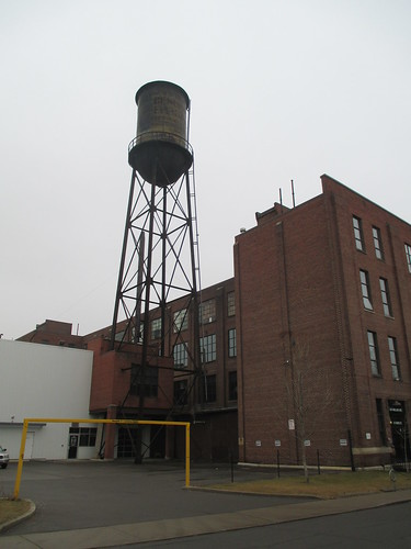 General Electric Water Tower, Wallace Avenue