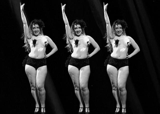 Burlesque Idol January