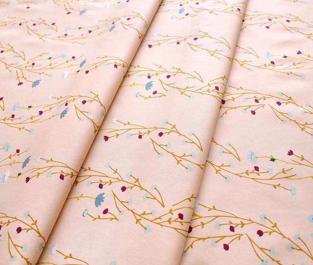 Art Gallery Fabrics Garden Dreamer Climbing Posies Blush