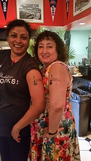 Crew Shot: Goddess Rocks! Tattoos | by thegoddessandgrocer
