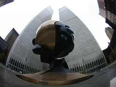 World Trade Center Sculpture | by JB Photo