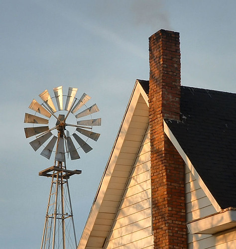 Amish Windmill (Cropped) | by cindy47452