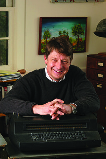 P.J. O'Rourke | by Broussardish