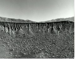 Ubehebe crater Death valley  431-8 ---10-31-81