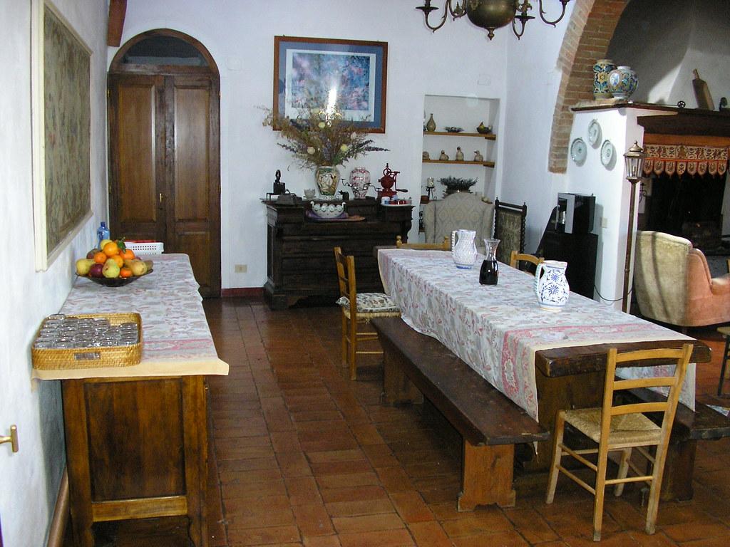 La Sala Da Pranzo Ivano Flickr #A0722B 1024 768 Quadri Da Sala Da Pranzo