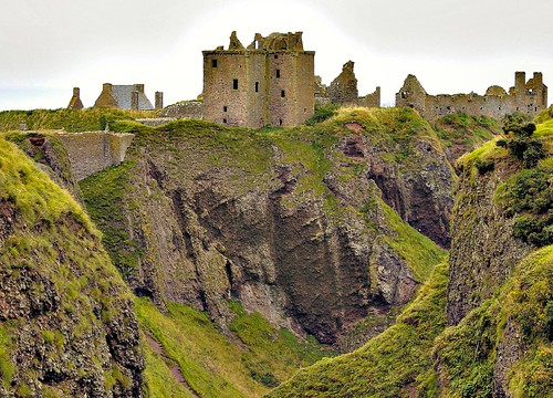 Scotland Dunnottar Castle (1) | by yewenyi