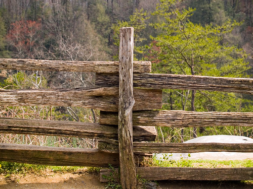 Rustic Fence | by james.thompson