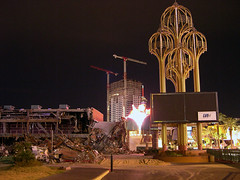 Westward Ho Motel Casino Demolition | by Roadsidepictures