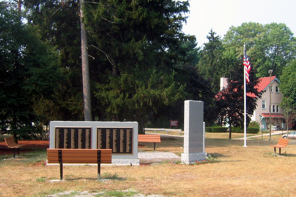 Paramus September 11 Memorial And Serenity Gardens Flickr
