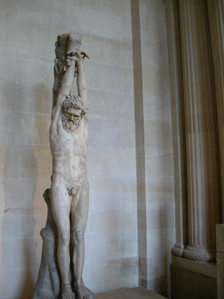 the flaying of marsyas the satyr marsyas found a flute