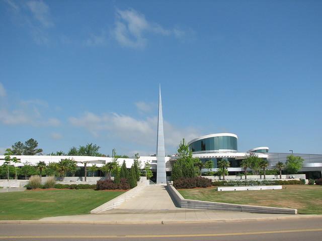 Hunter Henry Alumni Center