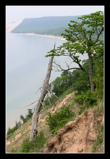 Sand Dunes on Lake Michigan | by frank thompson photos