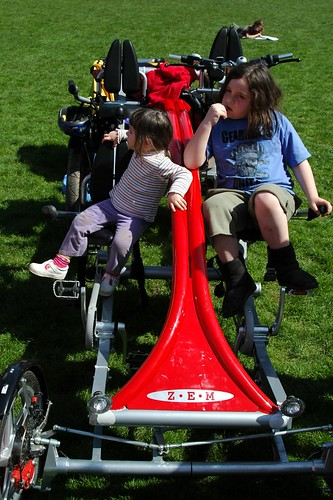 Bikes at Earth Day | by BikePortland.org
