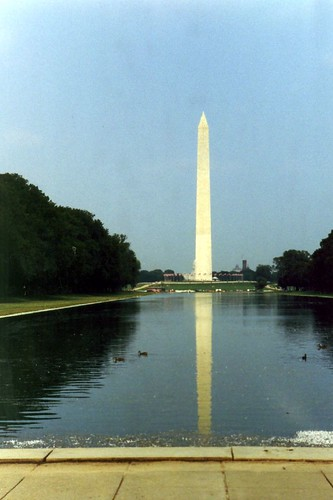 Washington Dc Mall >> DC: Washington Monument - View from Reflecting Pool | Flickr