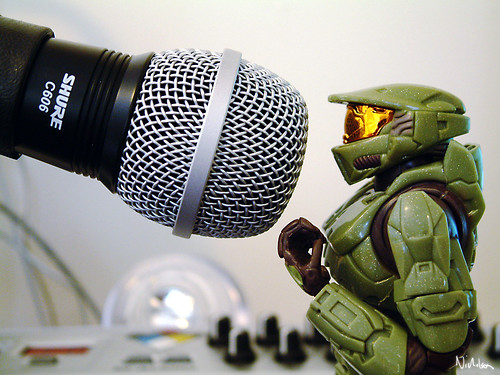 master chief sings | by Ayton