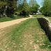 Sunken Road and Wall