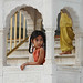 Kid at the Golden Temple