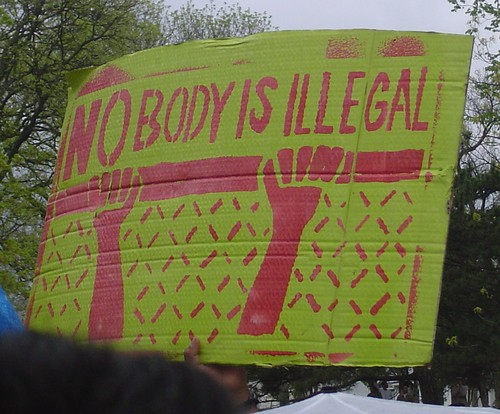 May 1 Minneapolis 'Day without an Immigrant' Rally | by brads651
